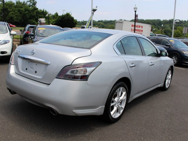Certified Pre-Owned 2014 Nissan Maxima 3.5 SV
