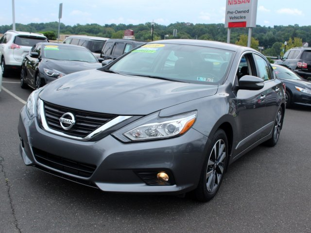Certified Pre-Owned 2016 Nissan Altima 2.5 SL