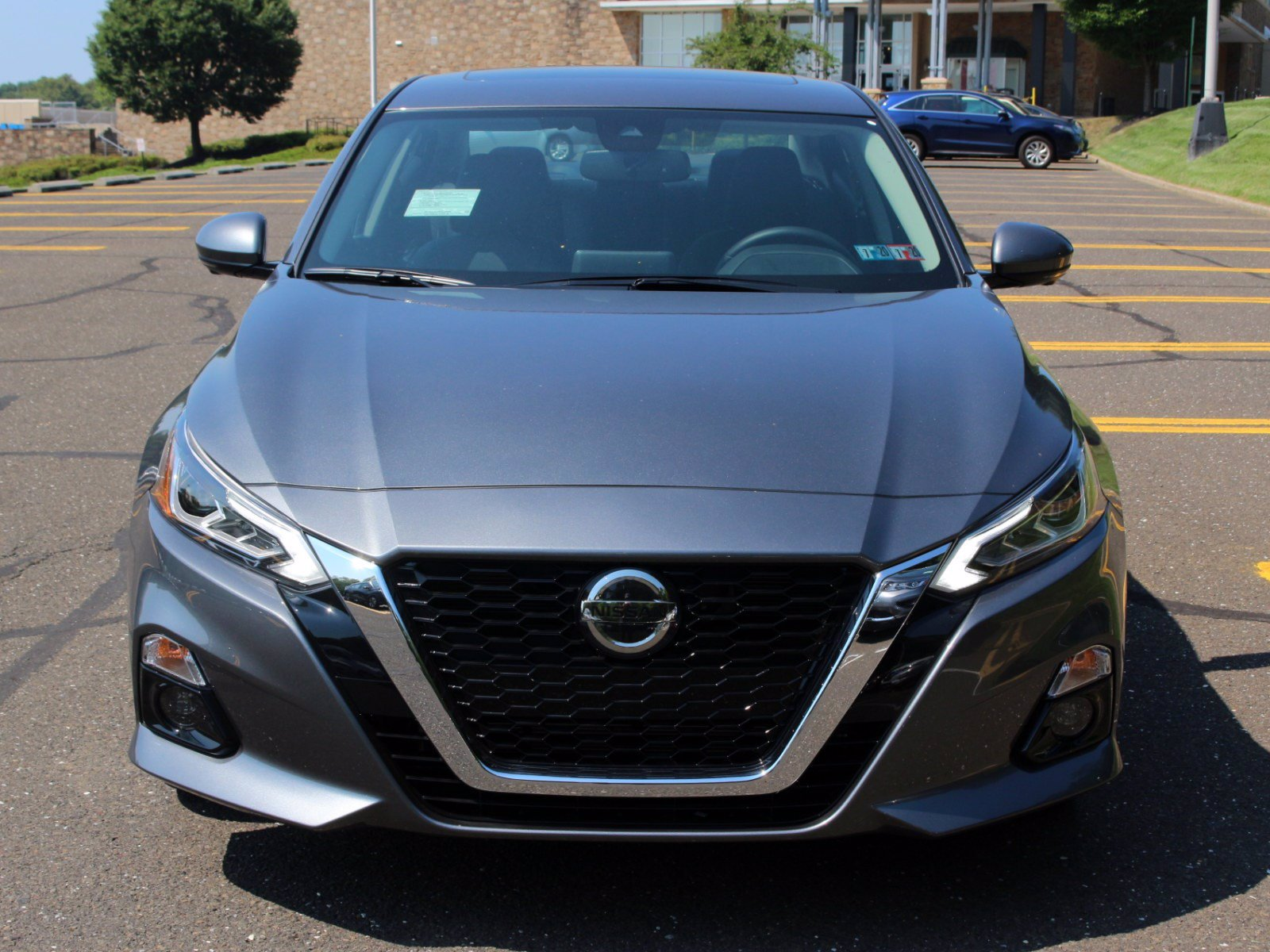 New 2020 Nissan Altima 2.5 Platinum