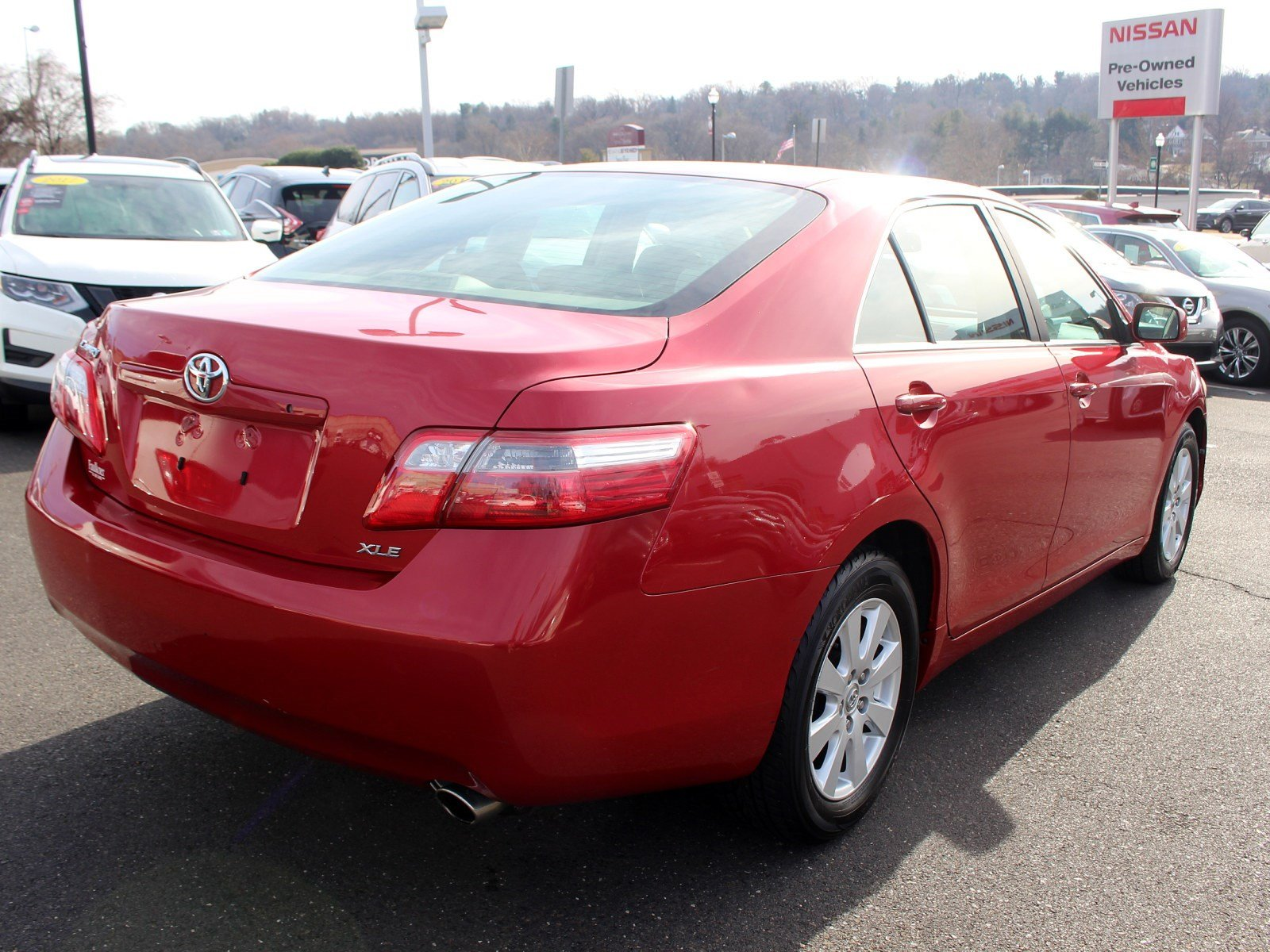 Pre-Owned 2008 Toyota Camry XLE