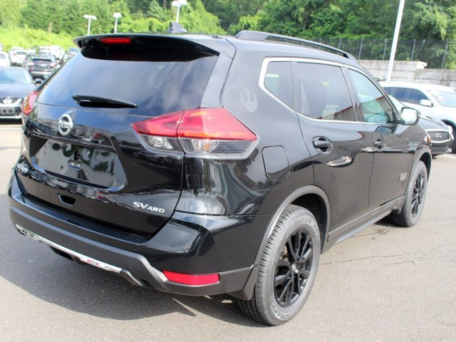 Certified Pre-Owned 2017 Nissan Rogue SV Rogue One