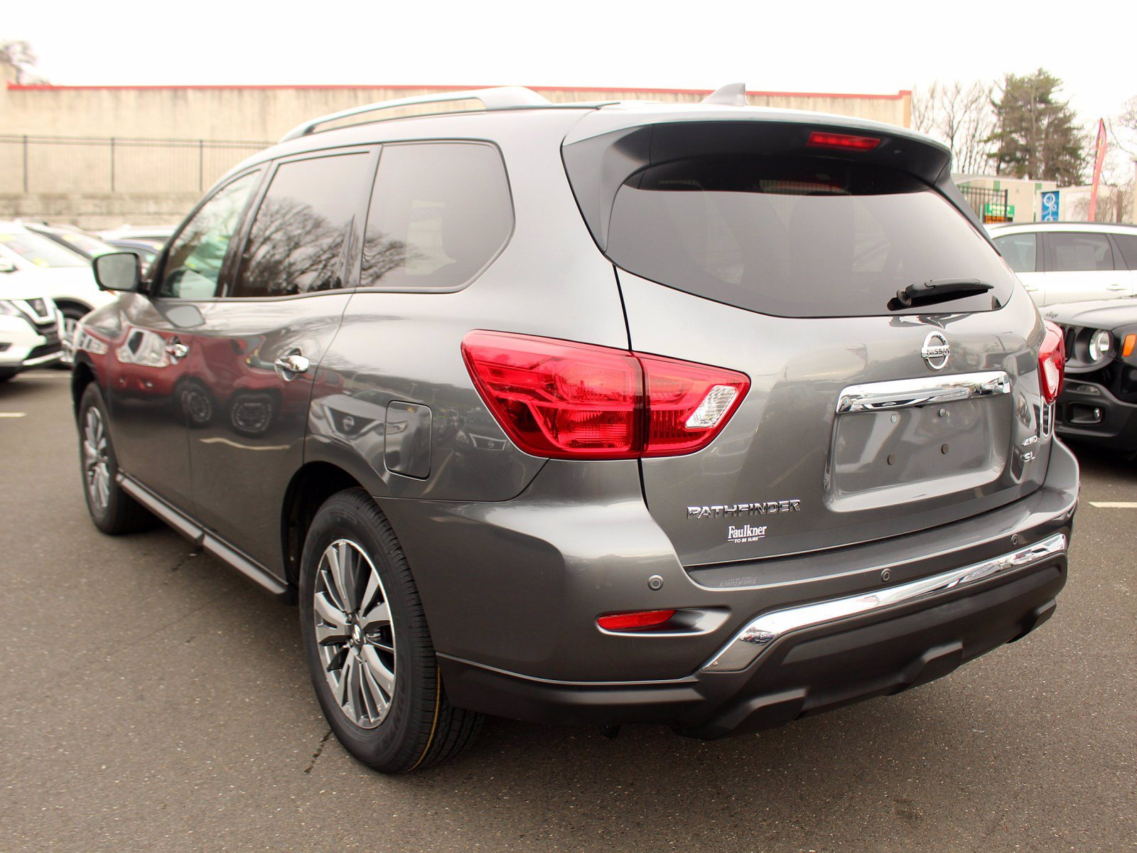 Certified Pre-Owned 2020 Nissan Pathfinder SL