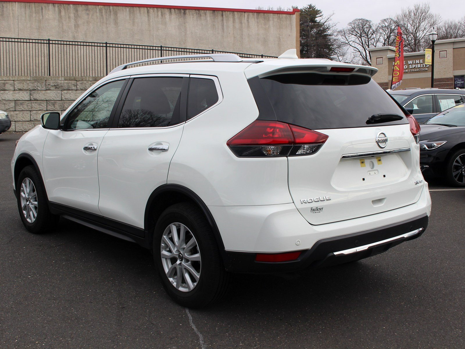 Certified Pre-Owned 2020 Nissan Rogue SV