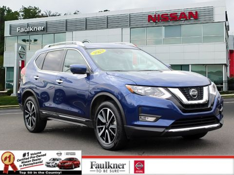 Certified Pre-Owned 2020 Nissan Rogue SL