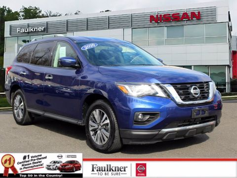Certified Pre-Owned 2020 Nissan Pathfinder SV