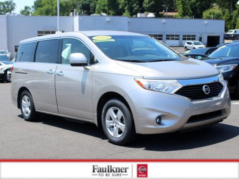 Pre-Owned 2011 Nissan Quest SV